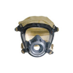SCBA facepieces