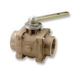 Complete valve with PIS inlet and outlet with R1 handle