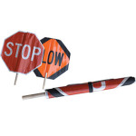Roll Up Stop or Slow Paddles