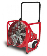 Electric-Powered-PPV-Fan