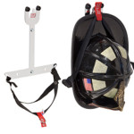 Ziamatic UHH-1-C Helmet Holder - Chrome