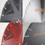 Tempest VentMaster Diamond Cutoff Saw Blades