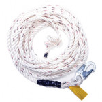 Guardian Polydac Rope with Snap Hook End