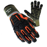 Cestus 8025 Deep II Grip Miners Gloves