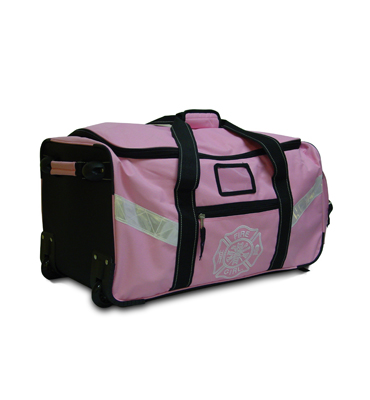 Lightning X LXFB65WD Pink Deluxe Rolling Gear Bag