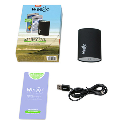 Weego BP52T Tour 5200 Battery Pack
