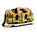 Fireflex Duffle Bag Gold
