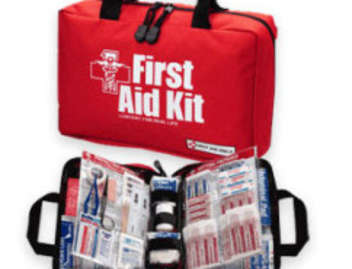 What Should be Included in a First Aid Kit