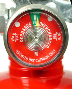 Why Get Your Fire Extinguishers Serviced & Inspected
